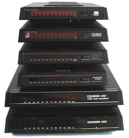 L'evoluzione dei modem: dai 300bps ai 300Mbps negli ultimi 40 anni